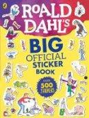 Dahl, Roald - Roald Dahl's Big Official Sticker Book - 9780141376721 - V9780141376721