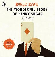 Dahl, Roald - The Wonderful Story of Henry Sugar and Six More - 9780141377902 - V9780141377902