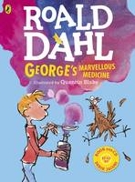 Dahl, Roald - George's Marvellous Medicine (Picture book and CD) - 9780141378220 - V9780141378220