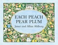 Ahlberg, Allan, Ahlberg, Janet - Each Peach Pear Plum - 9780141379524 - V9780141379524