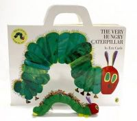 Carle, Eric - The Very Hungry Caterpillar - 9780141380322 - V9780141380322