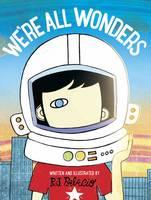Palacio, R J - We're All Wonders - 9780141386416 - V9780141386416