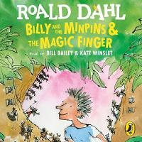 Dahl, Roald - Billy and the Minpins & The Magic Finger - 9780141387451 - V9780141387451