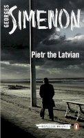 Simenon, Georges - Pietr the Latvian - 9780141392738 - V9780141392738