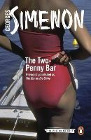 Simenon, Georges - The Two-Penny Bar (Inspector Maigret) - 9780141394176 - V9780141394176