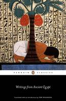 Wilkinson, Toby - Writings from Ancient Egypt (Penguin Classics) - 9780141395951 - V9780141395951