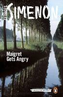 Simenon, Georges - Maigret Gets Angry - 9780141397320 - V9780141397320