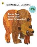 Carle, Eric - Brown Bear, Brown Bear, What Do You See? - 9780141501598 - V9780141501598