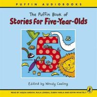 Cooling, Wendy - The Puffin Book of Stories for Five-year-olds - 9780141806921 - V9780141806921
