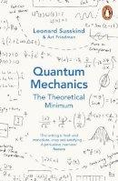 Susskind, Leonard - Quantum Mechanics: The Theoretical Minimum - 9780141977812 - V9780141977812