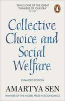 Sen, Amartya - Collective Choice and Social Welfare - 9780141982502 - V9780141982502