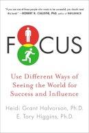 Halvorson, Heidi Grant; Higgins, E. Tory - Focus - 9780142180730 - V9780142180730