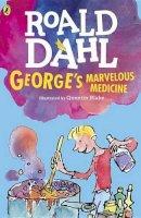 Roald Dahl - George's Marvelous Medicine - 9780142410356 - V9780142410356