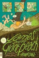 Dahl, Roald - James and the Giant Peach: (Penguin Classics Deluxe Edition) - 9780143106340 - V9780143106340