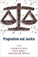 - Pragmatism and Justice - 9780190459246 - V9780190459246