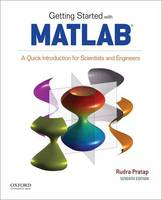 Pratap, Rudra - Getting Started with MATLAB: A Quick Introduction for Scientists and Engineers - 9780190602062 - V9780190602062