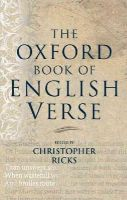- The Oxford Book of English Verse - 9780192141828 - V9780192141828