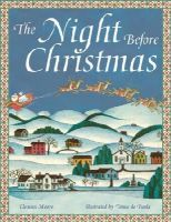 Moore, Clement - The Night Before Christmas - 9780192728470 - V9780192728470