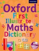 Oxford Dictionaries - Oxford First Illustrated Maths Dictionary - 9780192733528 - V9780192733528