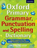 Oxford Dictionaries - Oxford Primary Grammar Punctuation/Spell (Oxford Dictionary) - 9780192734211 - V9780192734211