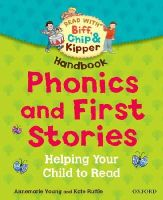 Hunt, Rod - Oxford Reading Tree Read with Biff, Chip, and Kipper: Phonics and First Stories Handbook - 9780192735164 - KTG0016699