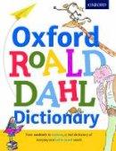 Rennie, Susan, Dahl, Roald - Oxford Roald Dahl Dictionary - 9780192736451 - V9780192736451