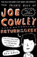 Davis, Ben - The Private Blog of Joe Cowley: Return of the Geek (Private Blog of Joe Cowley 2) - 9780192736963 - V9780192736963