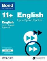 Down, Frances, Primrose, Alison - Bond 11+: English: Up to Speed Practice: 9-10 Years - 9780192740922 - V9780192740922