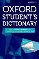 Oxford Dictionaries - Oxford Student's Dictionary - 9780192742384 - V9780192742384