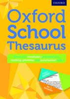 Oxford Dictionaries - Oxford School Thesaurus - 9780192743510 - 9780192743510
