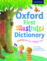 Delahunty, Andrew - Oxford First Illustrated Dictionary - 9780192746047 - V9780192746047
