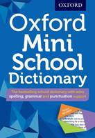 Oxford Dictionaries - Oxford Mini School Dictionary - 9780192747082 - V9780192747082