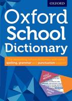 Oxford Dictionaries - Oxford School Dictionary - 9780192747105 - V9780192747105