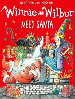 Thomas, Valerie - Winnie and Wilbur Meet Santa with audio CD - 9780192747921 - V9780192747921