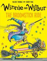 Thomas, Valerie - Winnie and Wilbur: The Broomstick Ride - 9780192748218 - V9780192748218