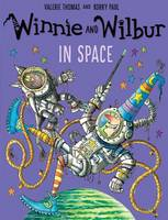 Thomas, Valerie - Winnie and Wilbur in Space - 9780192748256 - V9780192748256