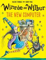 Thomas, Valerie - Winnie and Wilbur: The New Computer - 9780192748263 - V9780192748263