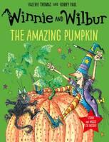 Thomas, Valerie - Winnie and Wilbur: The Amazing Pumpkin (Paperback & CD) - 9780192749079 - V9780192749079