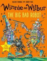 Thomas, Valerie - Winnie and Wilbur: The Big Bad Robot (Paperback & CD) - 9780192749086 - V9780192749086