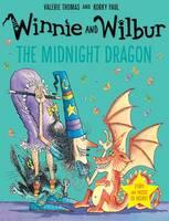 Thomas, Valerie - Winnie and Wilbur: The Midnight Dragon (Paperback & CD) - 9780192749093 - V9780192749093