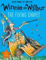 Thomas, Valerie - Winnie and Wilbur: The Flying Carpet (Paperback & CD) - 9780192749109 - V9780192749109