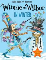 Thomas, Valerie - Winnie and Wilbur in Winter (Paperback & CD) - 9780192749116 - V9780192749116
