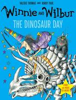 Thomas, Valerie - Winnie and Wilbur: The Dinosaur Day (Paperback & CD) - 9780192749130 - V9780192749130