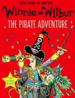 Thomas, Valerie - Winnie and Wilbur: The Pirate Adventure (Paperback & CD) - 9780192749147 - V9780192749147