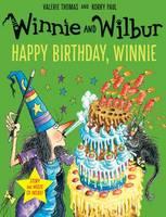 Thomas, Valerie - Winnie and Wilbur: Happy Birthday, Winnie (Paperback & CD) - 9780192749178 - V9780192749178
