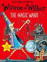 Thomas, Valerie - Winnie and Wilbur: The Magic Wand (Paperback & CD) - 9780192749192 - V9780192749192