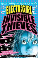 Cotterill, Jo - Electrigirl and the Invisible Thieves - 9780192758699 - V9780192758699