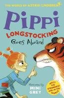 Lindgren, Astrid - Pippi Longstocking Goes Aboard (World of Astrid Lindgren) - 9780192776327 - 9780192776327