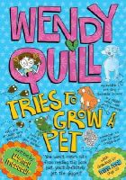 Meddour, Wendy - Wendy Quill Tries to Grow a Pet - 9780192794659 - V9780192794659