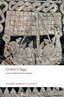 - Grettir's Saga - 9780192801524 - V9780192801524